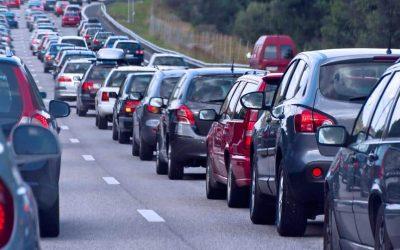 Incremento del Transporte Privado